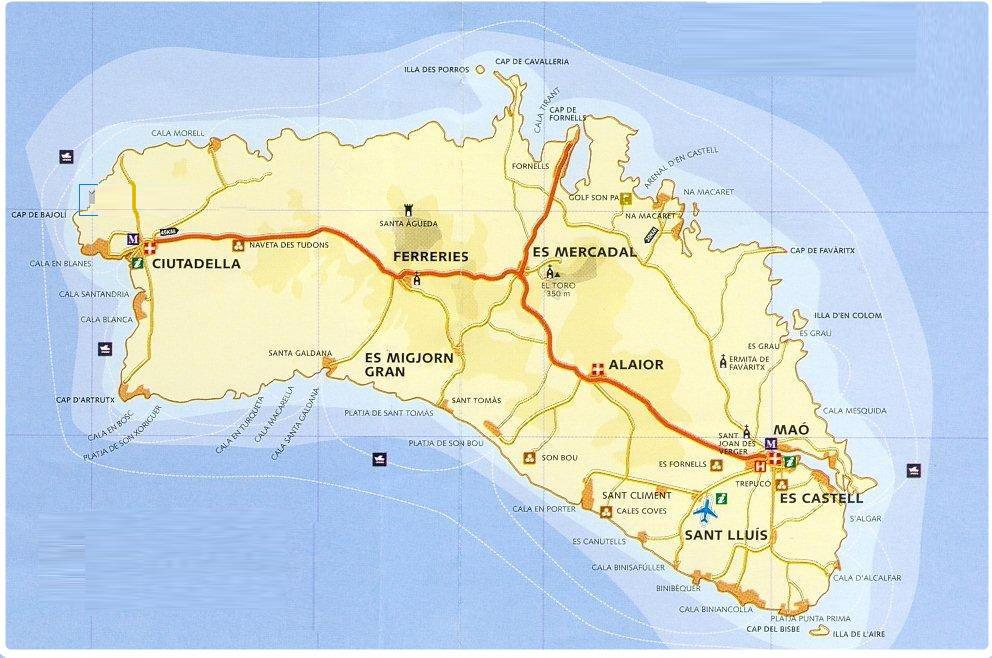 mappa_minorca_cartina
