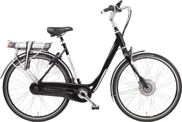 Foto verhuur E-Bike